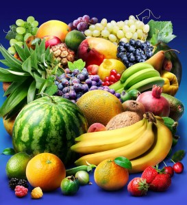 lamina-de-frutas-fruits-bananas-sandia-collage-g